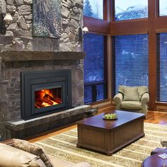 Great Way To Heat Your Cabin In The Woods Fire Chief Fcos1600d Outdoor Wood Burning Forced Air