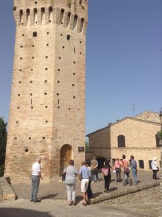 """14.05.2015, Ortezzano """"Un Monumento..."""": #Torre #Ghibellina"""