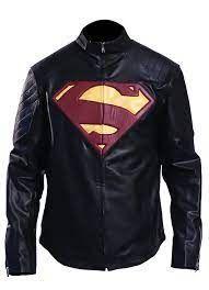 #SupermanLeatherJacket #SupermanCostume #SupermanMotorcycleJacket #SupermanHalloweenCostume #SuperheroCostumeForAdults #SuperheroCostumeForKids #HalloweenSuperheroCostumesForAdults #CheapHalloweenCostumeIdeasForGuys #HalloweenCostumeForSale #HalloweenLeatherJacket Superman Halloween Costume, Halloween Costumes, Superman Outfit, Superman Clothing, Motorcycle Jacket, Bomber Jacket, Motorcycle Leather, Men's Leather Jacket, Leather Jackets