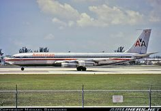 Photos: Boeing 707-323B Aircraft Pictures | Airliners.net