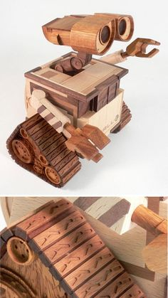 Carpentering art is amazing, you can create amazing thing out of wood