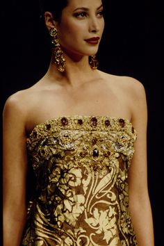 1993  Christian Dior   by-gianfranco-ferre/ beautiful details