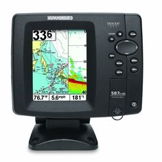 Humminbird 587ci HD Waterproof Marine GPS and Chartplotter with Sounder at http://suliaszone.com/humminbird-587ci-hd-waterproof-marine-gps-and-chartplotter-with-sounder/