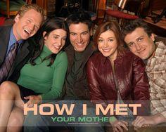 How I Met Your Mother!