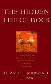 in so many words...The Hidden Life of Dogs by Elizabeth Marshall Thomas. Highly recommended.