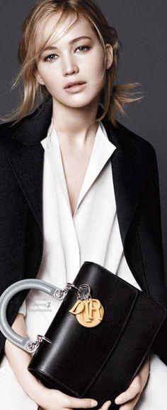 Jennifer Lawrence 4 Dior - Fall/Winter 2016