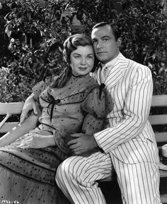 Esther Williams and Gene Kelly - Take Me Out to the Ball Game (1949).