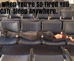 photo credit is afar - weird things people do in airports