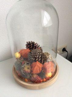 Stolp decoratie - herfst