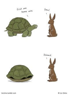 Here are some cute comics to make you feel better - Imgur