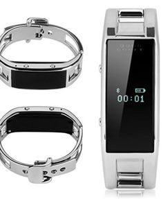 Excelvan-Fashion-Womens-MTK6260-Bluetooth-Phone-Companion-Smart-Bracelet-Watches-Sync-Call-SMS-Music-For-IOS-iphone-Part-Function-Android-Samsung-HTC-LG-Sony-ZTE-Mi-Sharp-Huawei-Oppo-Etc-Anti-lostRemo-0 Women's Smart Watches for Sport, Fitness and Fashion - http://amzn.to/2jYX1qx