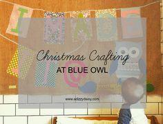 Christmas Crafting At Blue Owl Christmas Crafts, Owl, Crafting, Ceramics, Frame, Blue, Home Decor, Homemade Home Decor, Ceramica
