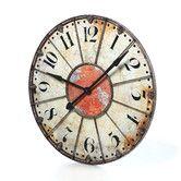 "Found it at Wayfair - Oversized 29"" Ellsworth Wall Clock"