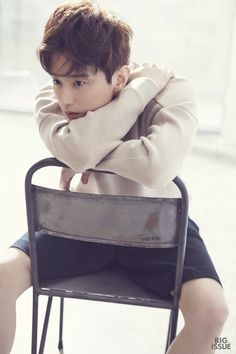 Kwon Yul - The Big Issue Magazine June Issue Bring It On Ghost, Kwon Yool, Hye Sung, Issue Magazine, Stylish Mens Outfits, Comedy Series, Asian Celebrities, Esquire, Asian Boys
