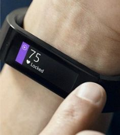 Review The Microsoft Band At Wearable Technology Life Microsoft Band, Jawbone Up, Apple Watch 42mm, Wearable Technology, Photography Branding, Steel Metal, Fitness Tracker, Cowhide Leather, Watch Bands