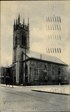 St. Paul'S De Church Troy New York