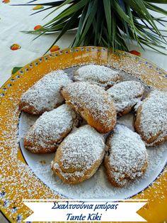 Ένα προσωπικό ημερολόγιο γεμάτο συνταγές και ιδέες για μία νόστιμη ζωή! Greek Sweets, Greek Desserts, Greek Recipes, Desert Recipes, My Recipes, Cookie Recipes, Favorite Recipes, Sweets Cake, Sweet Tooth