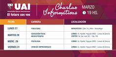 Universidad Abierta Interamericana - #UAI  Más información: http://www.quevasaestudiar.com/estudiar-en-Universidad-Abierta-Interamericana-16  #Carreras #Cursos #Charlas #Estudiar #BuenLunes
