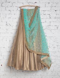 Defining the Grace of Punjabi Suits – Fashion Asia Lehenga Saree Design, Half Saree Lehenga, Lehnga Dress, Indian Lehenga, Lehenga Designs, Saree Blouse Designs, Sarees, Lengha Choli, Dress Indian Style