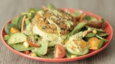 Quinoa Burger with Basil Cream Sauce: Your New Go-To Healthy Dinner: Video - HealthiNation