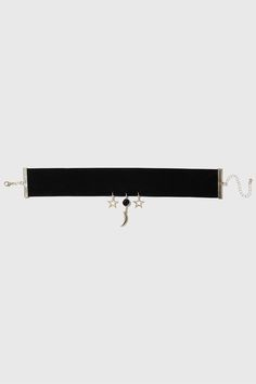 Thick Charm Choker Necklace - Bags & Accessories- Topshop Europe
