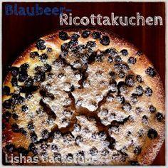 Blaubeer-Ricottakuchen