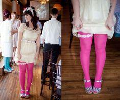 DIY Wedding Garter | A Beautiful Mess