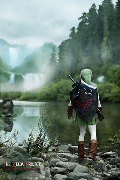The Zelda Project: Zoras River by *Adella on deviantART