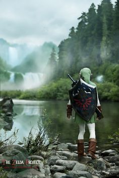 An awesome mix of cosplay, real sets, some cgi, and some awesome photography. The Zelda Project - Zora's River