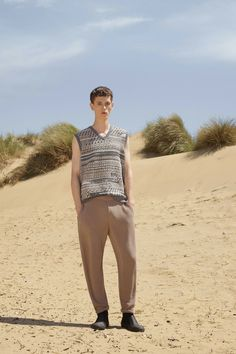 Pringle of Scotland Spring 2018 Menswear Collection Photos - Vogue