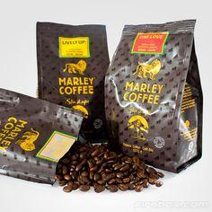 Rohan marley grows organic environmental friendly coffee
