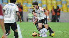 Alexandre Pato passa sem gols no Maracanã