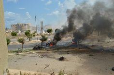 Sirte, ultimo assalto a Isis