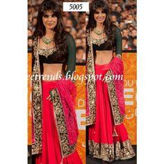 Bollywood designer lehnga of Priyanka Chopra