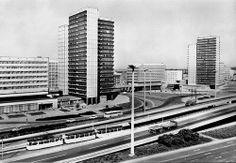 Halle/Saale, Thaelmannplatz, 1970s (1)