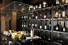 Widder Hotel, Zurich… Hotel Food, Wine Rack, Candles, Zurich, Storage, Home Decor, Aries, Wine, Purse Storage