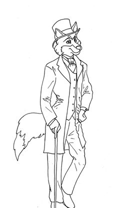 Axelwolf04 Victorian Wolf Persona by orientalbunny Axelwolf04 Victorian Wolf Persona by orientalbunny