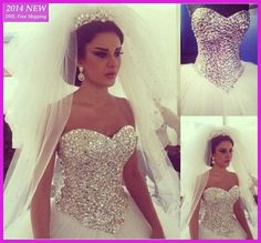 2014 New Design Princess Ball Gown Wedding Dresses Ball Gown Wedding Dresses | Buy Wholesale On Line Direct from China