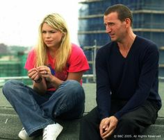 Ninth Doctor & Rose Tyler (Bad Wolf) || Doctor Who