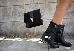 Grandiosas botas de moda | Colección 2014