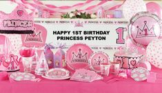Baby+Birthday+Party+Ideas | 1st Birthday Party Theme - First Birthday Themes