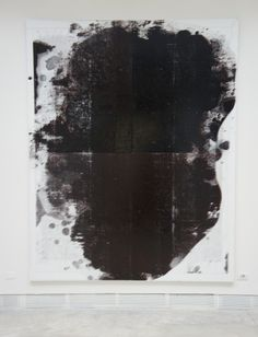 Christopher Wool - completely got what i have inside now Painting Collage, Painting & Drawing, Black And White Painting, Texture Art, Contemporary Paintings, Installation Art, Painting Inspiration, Sculpture Art, Paper Art
