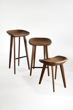 Tractor Counter Stool - Designed by Craig Bassam for Bassam Fellows