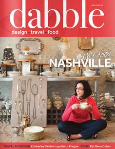 Oh, Cecilia: Reading Room: Five Lifestyle Online Mags Magazine Front Cover, Magazine Cover Design, Prague Food, Nashville Trip, Lifestyle Online, Web Layout, Print Format, Free Things, Reading Room
