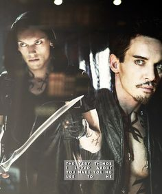 Jace and Valentine Morgenstern