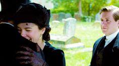 Downton Abbey - www.myLusciousLife.com - Sybil Branson Funeral.png