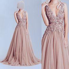 2016 Prom Dress,Long Prom Dress,Tulle Prom Dress,Lace Prom Dress,Sleeveless Prom…