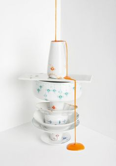 Elements, from Royal Copenhagen | Designed by Louise Campbell