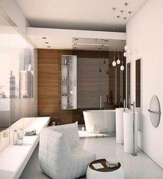 CONSEJOS PARA UNA BUENA ILUMINACIÓN Como iluminar el baño