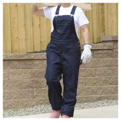 Dickies Women's Bib Overalls Work Pants Overalls Fashion, Overalls Women, Bib Overalls, Denim Fashion, Mexico Style, Work Pants, Looking For Women, Perfect Fit, My Style